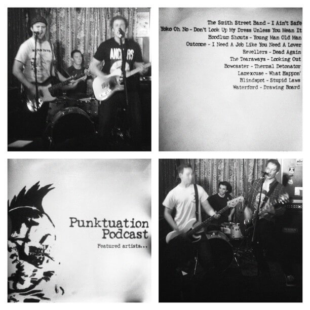 Punktuation Sampler CD